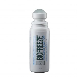 cold gel roll on biofreeze 3oz (85g)